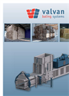 Valvan - Automatic Channel Baling Presses - Brochure