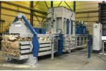 Valvan - Model CL Type - Automatic Baling Press Machine
