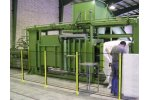 Valvan - Model Type PH75-hb - Baling Press for Sliver – Automatic Feed