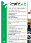 OmniDE (E) Electric Automatic Binlift Brochure
