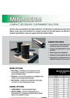 Mini Berm Containment Brochure (Includes List Of Standard Sizes)