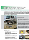Ride-Side Berm Brochure (Includes List Of Standard Sizes)