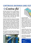 Blue Water Centra-flo - Tertiary Filtration Brochure