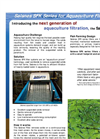 Salsnes SFK Series for Aquaculture Filtration