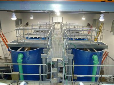 Blue Nite - Biological Denitrification Plant
