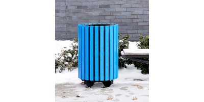 Model Minneapolis Series - Outdoor Recycling Bins