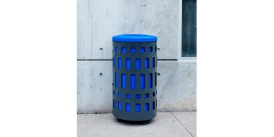 Model Vancouver Series - Recycling Waste Bin