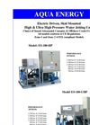 ES-180-UHP - Electric Driven, Skid Mounted High & Ultra High Pressure Water Jetting Units Brochure
