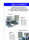 ES-50 Skid Mounted, Electric Driven High & Ultra Pressure Water Jet Units Brochure