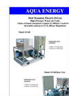 ES-80 Skid Mounted, Electric Driven High Pressure Water Jet Units Brochure