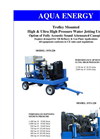 DTI-220 - Trolley Mounted High & Ultra High Pressure Water Jetting Units Brochure