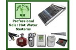 Model 4720 - Solar Hot Water Kit