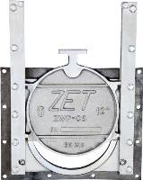 ZET - Model ZWP-CS - Closed Round Wall Closure