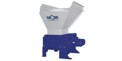 Model GZ 30 - 50 - Four Shaft Shredder