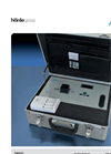 Transmission Measuring Device TMX 01- Brochure