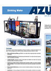 AZUD DW, Water Purification Brochure