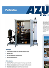 AZUD PW, Purification Brochure