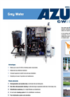 AZUD GW, Grey Water Treatment Brochure
