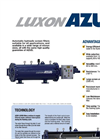 AZUD LUXON LXE Automatic Electric Screen Filters
