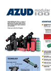 Azud - Model 100 - Disc and Screen Filters Brochure