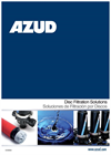 Azud - Disk Filtration Solutions Brochure