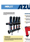 Azud Helix - Model LM - Disc Filters System Brochure