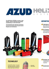 AZUD Helix Disc Filters System - Brochure