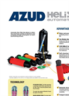 AZUD Automatic Filtration Range Disc Filters - Brochure