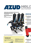 AZUD HELIX 200-300 Automatic Disc Filters - Brochure