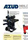 AZUD HELIX 4DCL/4DCH Automatic Disc Filters - Brochure