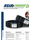 AZUD GREENTEC Special Dripline for Irrigation - Brochure