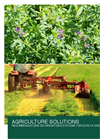 Agriculture Solutions - Recommendations on Irrigations Systems for Alfalfa Crops - Applicaton Brochure