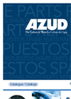 AZUD Spare Parts - Catalogue