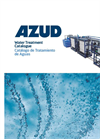 AZUD Water Treatment - Catalogue
