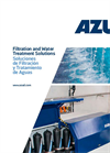AZUD Filtration and Water Treatment Solutions - Brochure