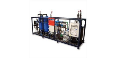 Azud Watertech - Model DW RO - Purification of Water With Reverse Osmosis Membranes