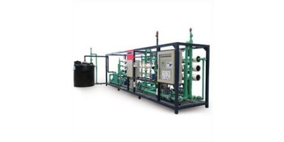 Azud Watertech - Model OSM - Water Desalination with Reverse Osmosis Membranes