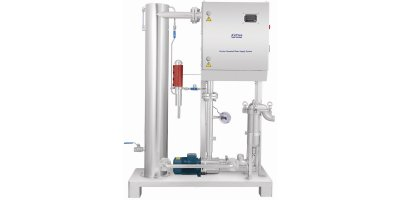 On-line Ozone Water Treatment