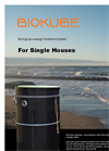 BioKube Single House Systems - Brochure