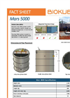 BioKube - Model Mars 5000 - Packaged Wastewater Treatment Plants - FactSheet