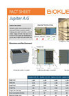 BioKube - Model Jupiter A.G - Decentral Wastewater Treatment Plants - FactSheet