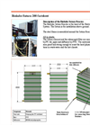 BioKube - Model Saturn 200 - Decentral Wastewater Treatment Plants - FactSheet