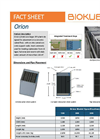 BioKube - Model Orion - STP Plants Systems - Sewage Treatment Plant - Brochure