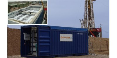 BioKube - Containerized Sewage Treatment Plants (STPs) for Oil and Mining Camps