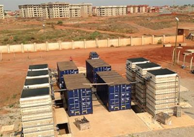 Decentral Wastewater Treatment Plant-2