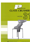 Glass Crusher Model 318 Brochure