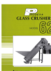 Glass Crusher Model 620 Brochure