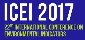 22nd International Conference on Environmental Indicators 2017