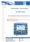 ACTEON 2020 - Oxydo-Reduction Potential And Temperature Field Transmitter Brochure