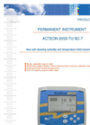 ACTEON 2053-TU SC-T - Self-Cleaning Turbidity And Temperature Field Transmitter Brochure
